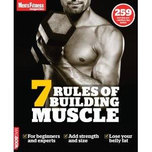 7 rules of building muscle